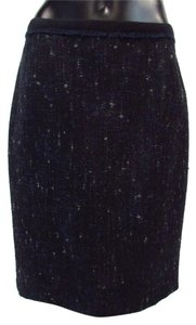 Elie Tahari Pencil Skirt Black