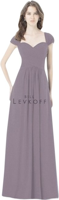 Item - Victorian Lilac Style 496 Long Formal Dress Size 14 (L)
