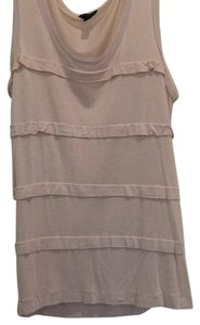 Ann Taylor Top Dusty Rose (light)