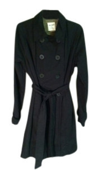 Preload https://item5.tradesy.com/images/old-navy-black-trench-coat-size-12-l-19589-0-0.jpg?width=400&height=650