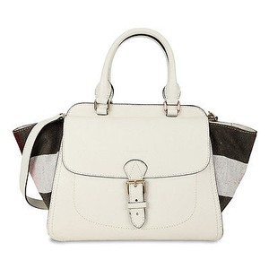 Burberry Grainy Leather Tote