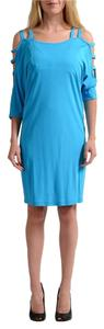 Versace Jeans Collection short dress Blue on Tradesy
