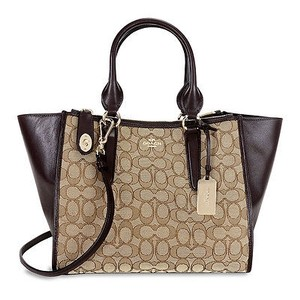 Coach Crosby Carryall Tote