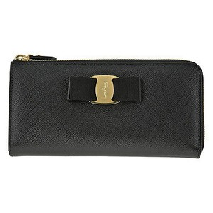 Salvatore Ferragamo Clutch Black Tote