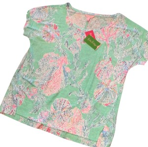 Lilly Pulitzer T Shirt Fansea
