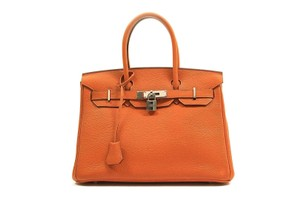 Hermès Hermes Birkin Birkin Satchel in Orange