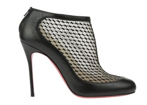 Christian Louboutin Black Boots