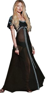 Black Maxi Dress by Free People