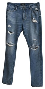 NEUW Boyfriend Cut Jeans-Medium Wash
