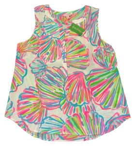 Lilly Pulitzer Top Shellabrate