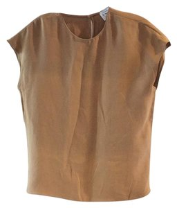 Emanuel Ungaro Top Brown