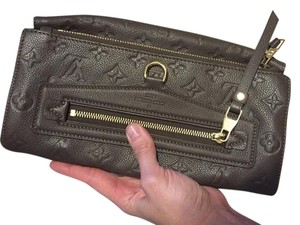 Louis Vuitton Empreinte brown Clutch