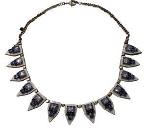 BaubleBar Bauble Bar Tab Necklace with Crystals