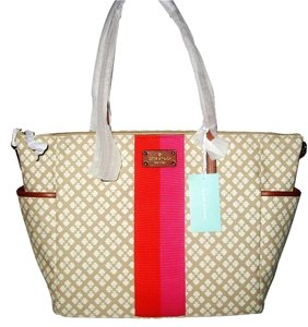 Kate Spade Diaper Multi-Color Messenger Bag