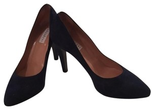 Fratelli Rossetti navy Pumps