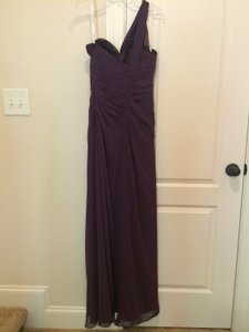 Bari Jay Eggplant Bc-1571 Dress