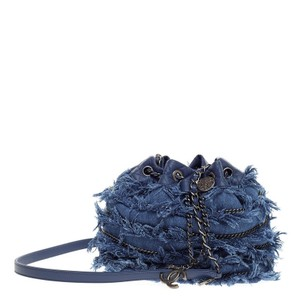 Chanel Denim Shoulder Bag
