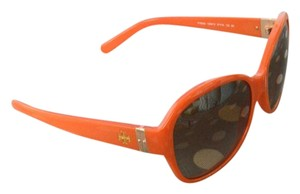 Tory Burch Tory Burch Orange Round TY9029 Sunglasses