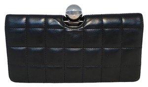 Chanel Crystal Ball black Clutch