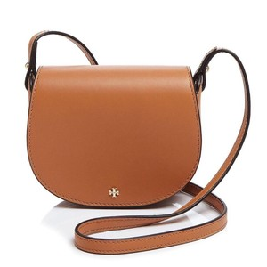 Tory Burch Saddle Cross Body Bag