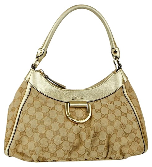 191998cdc018dc Gucci D-ring Crystal Gg Hobo Bag | Hobos on Sale