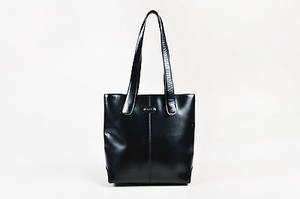 Tod's Tods Leather Double Tote in Black