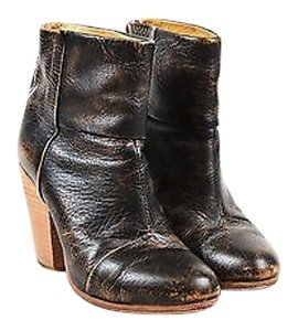 Rag & Bone Ankle Black Boots