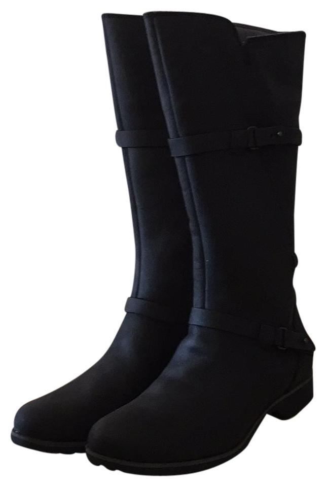 women Boots/Booties Teva Black Dela Vina Boots/Booties women Stylish and funny f917e6