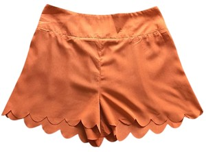 Bar III Mini/Short Shorts Rust