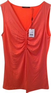 Tahari Top Orange