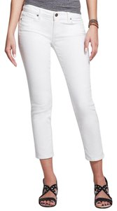 Paige Denim Paige Crop Cropped Capri/Cropped Denim-Light Wash