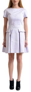 Versus Versace short dress Light Purple on Tradesy