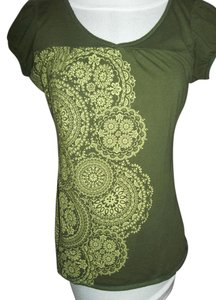 Maurices Small Murices Top dark green
