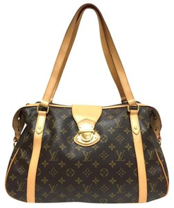 Louis Vuitton Lv Canvas Tote Monogram Gm Shoulder Bag