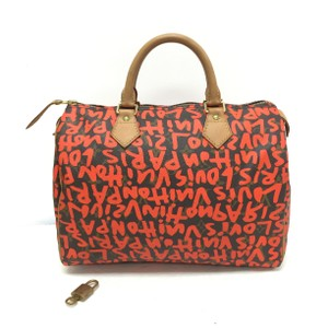 Louis Vuitton Tote in Orange Monogram