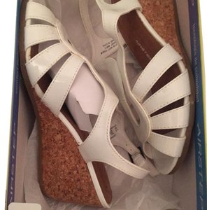 Airstep White Wedges