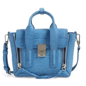 3.1 Phillip Lim Satchel in Blue