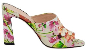 Gucci FLORAL Mules