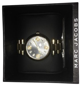 Marc Jacobs Women's Dotty Gold-Tone Stainless Steel Bracelet