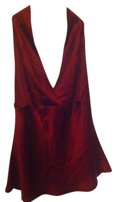 Preload https://img-static.tradesy.com/item/195920/express-dark-red-sexy-halter-night-out-top-size-12-l-0-0-650-650.jpg