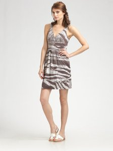 BCBGMAXAZRIA short dress Coco Print on Tradesy
