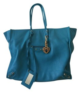 Balenciaga Tote in blue