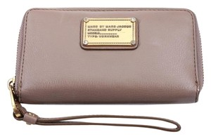 Marc by Marc Jacobs Taupe Wallet