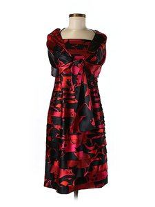 JS Collections Floral Print Dress