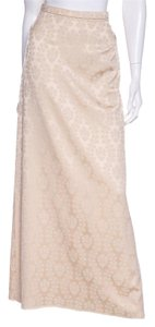 Dries van Noten Maxi Skirt Cream Nude