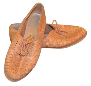 Other light brown leather Flats