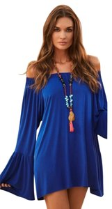 PilyQ Bell Sleeves Silky Beach Tunic