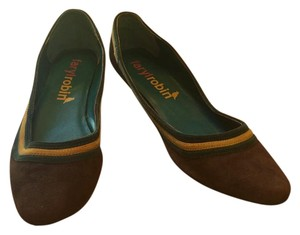 Farylrobin Brown Flats