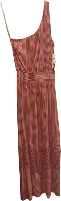 Red/White Maxi Dress by Rip Curl
