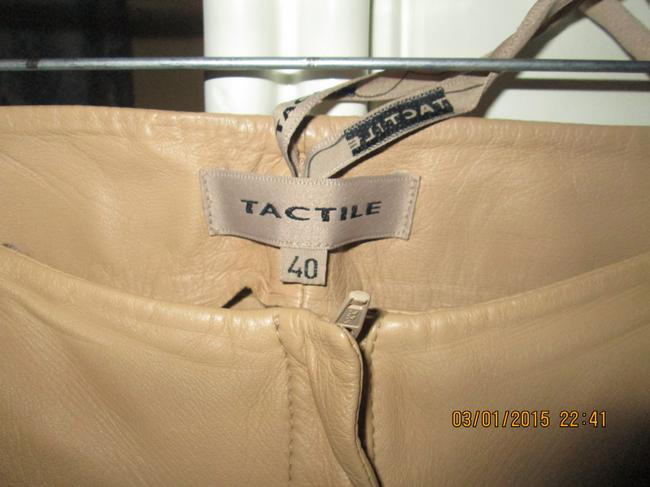 tactile Straight Pants nude